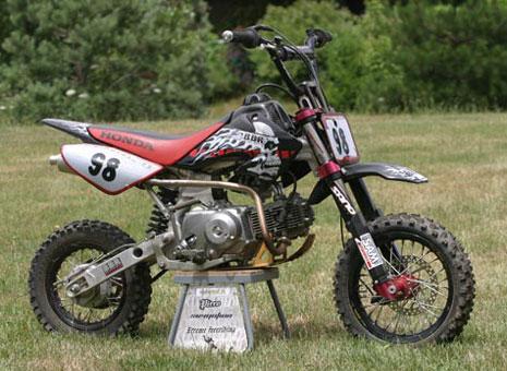 Pit bike | Motoriding's Blog